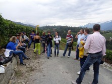 Corporate outing - Bisse de Lentine