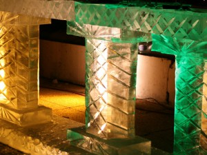 events4teams | Teambuilding activities - The ice bar