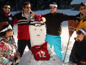 events4teams | Teambuilding activities - Swiss Alps Games