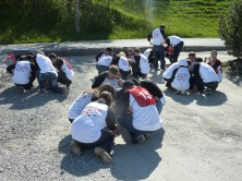 Teambuilding activities - Treasure hunt