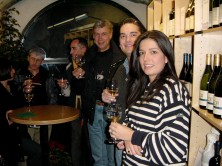 Teambuilding activities - Wine tasting and raclette in the castle