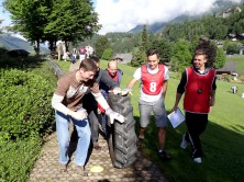 Teambuilding activities - Farmer Olympics
