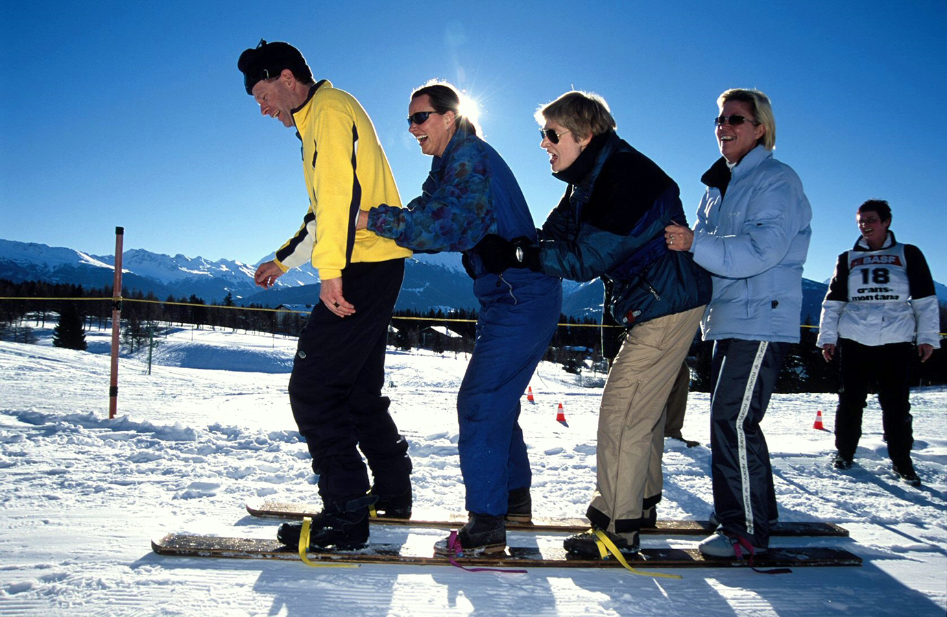 Swiss Alps Games Teambuilding Activities Events4teams